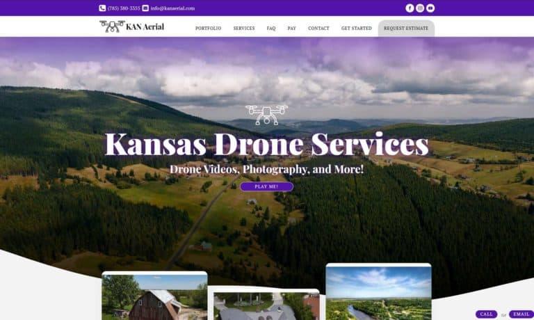 KAN Aerial - Kansas Drone Services