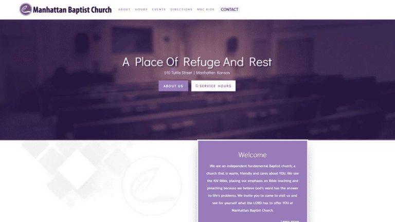 Manhattan Baptist Church