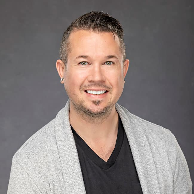 Anthony Richter, Founder and Creative Director of MKS Web Design